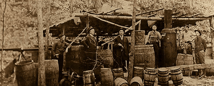 moonshine history
