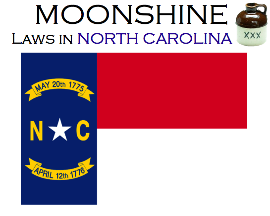 moonshine laws in north carolina