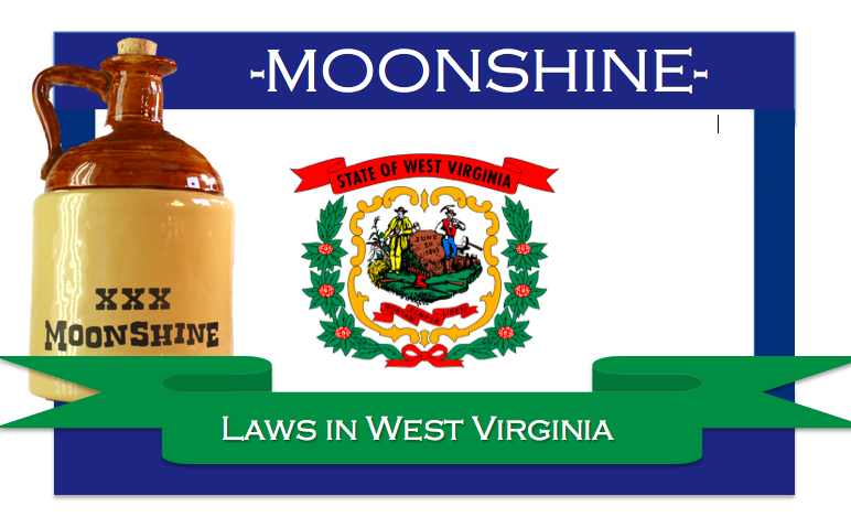 west virginia moonshine laws