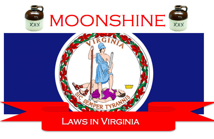 moonshine laws in virginia