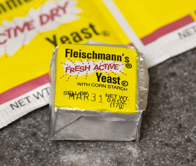 bread yeast for corn mash