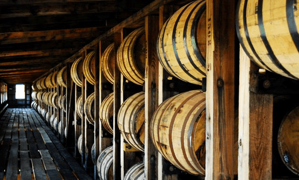 whiskey barrels cuts and fractions