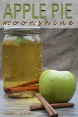 Granny's Apple Pie Moonshine Recipe – This Will Kick Your Ass, Drink With Caution!! – Learn to Moonshine