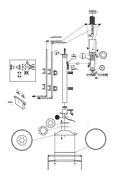 building a valved reflux column still  u2013 a step by step