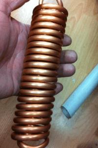 Single Coil condeser