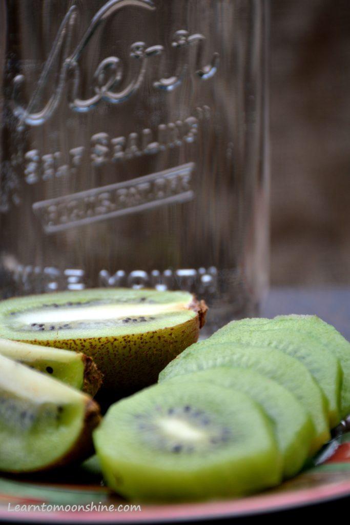 Kiwi Ingredients For Moonshine