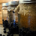 How to make blueberry moonshine