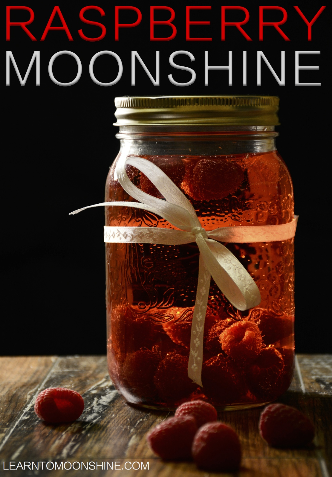 Homemade Raspberry Inf Moonshine Recipe